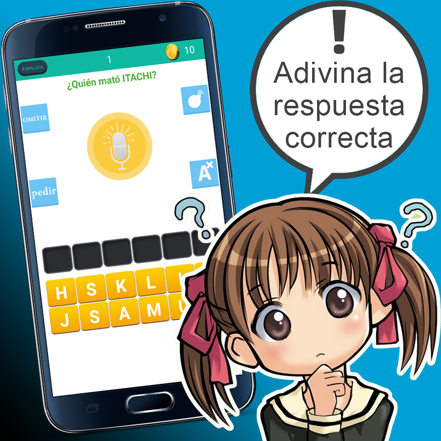 Anime Quiz español- screenshot