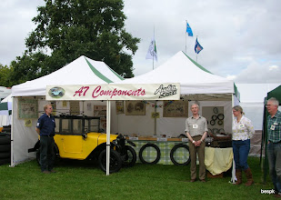 Photo: and here we are at Beaulieu 2011