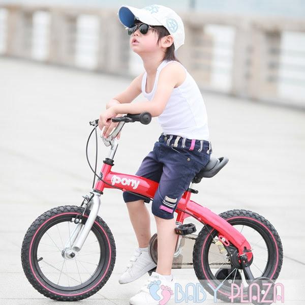 Xe đạp 2 trong 1 Royal baby PONY B-4 6