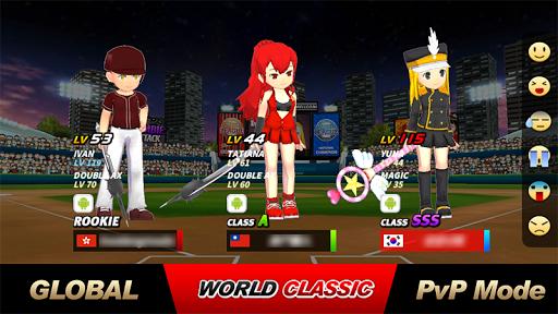 Homerun King - Pro Baseball Screenshot