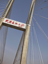 Photo: March 10 (Wednesday) Bridge over Chang River
