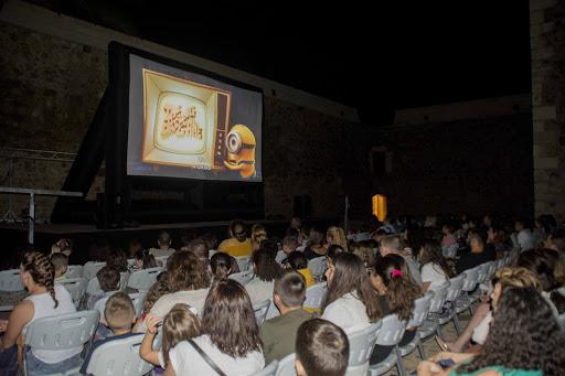 Con el verano vuelven las pel culas a una comarca hu rfana for Cine las terrazas