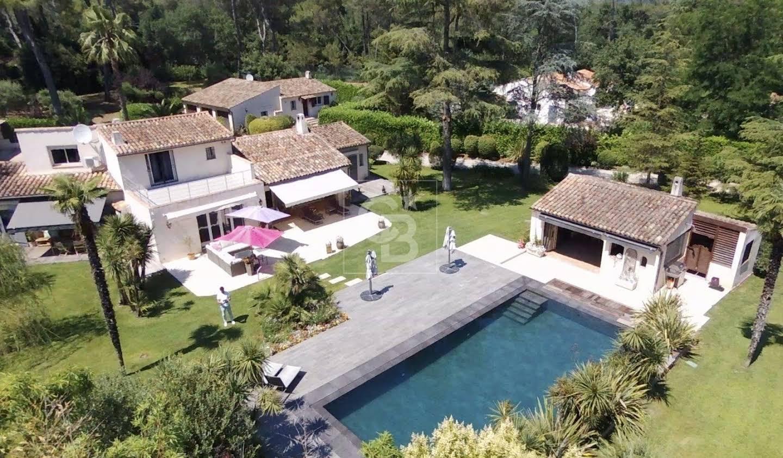 Maison avec piscine et jardin Valbonne