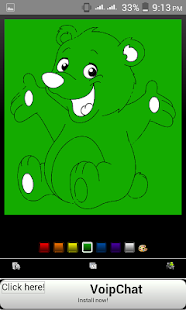 coloring pad - náhled