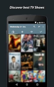 Showly - TV shows tracker screenshot 0