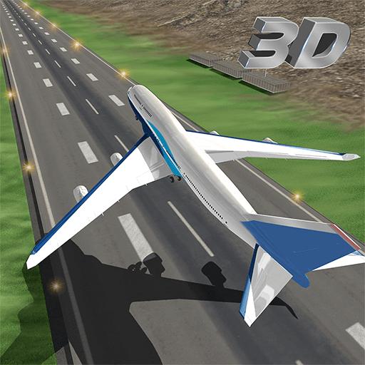 Plane Landing Game 2017