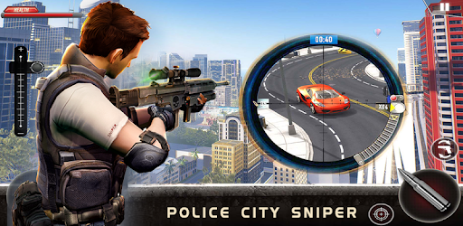 Police Sniper 2019 - Best FPS Shooter : Gun Games - Apps on