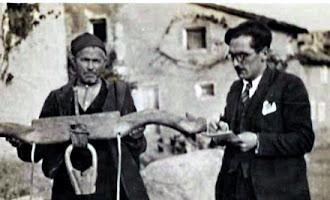Los almerienses que salieron en el primer Atlas de la Lengua