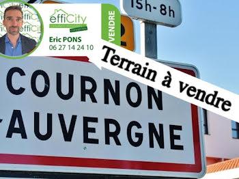 terrain à Cournon-d'Auvergne (63)