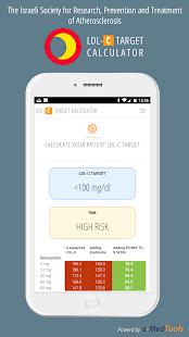 LDL Cholesterol Calculator - náhled
