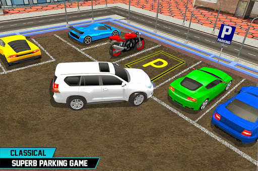 Prado Car Parking City Drive : Free Games 1.0 screenshots 12