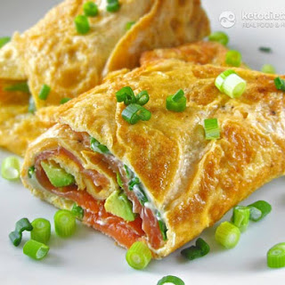 Keto Omelet Wrap & Why Eggs Are So Good for Us Recipe