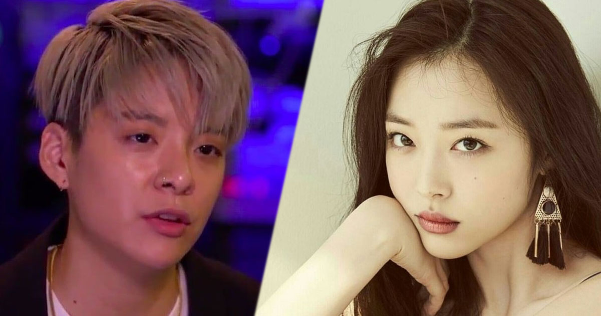 F(x) Amber Once Stood Up For Her Groupmate Sulli When A Man Tried To Fat Shame Her - Koreaboo