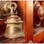 Temple Bells by Arunkumar Boyidapu - Buildings & Architecture Places of Worship ( temple, doors, hindu, carvings, bells )
