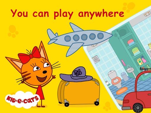 Kid-E-Cats Playhouse filehippodl screenshot 15