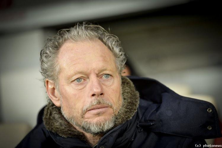 Michel Preud'homme blikt vooruit naar de topper in Jan Breydel en laat zich uit over Amallah