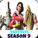 Battle Royale Season 9 HD Wallpapers icon