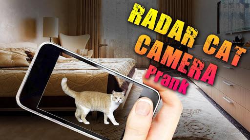 Radar Cat Camera Prank
