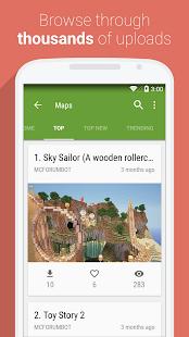 App UTK.io for Minecraft PE APK for Windows Phone