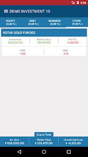 money2management - náhled