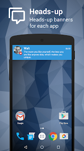 Metro Notifications Free- screenshot thumbnail