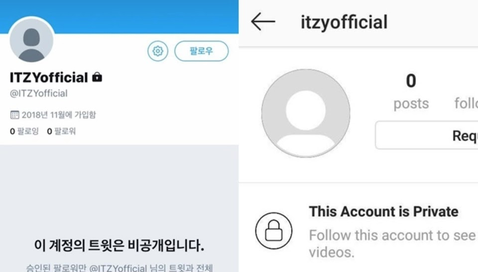 itzy jyp new girl group twitter