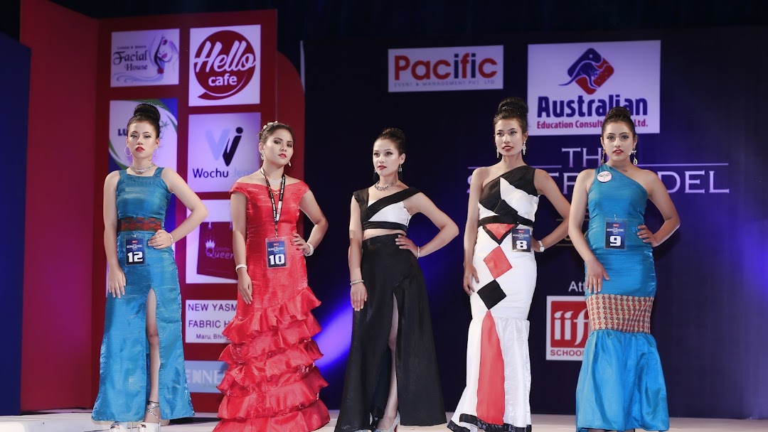 International Institute Of Fashion Technology Iift Nepal Fashion Design School In Bagbazar