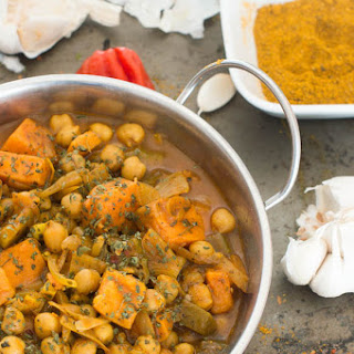 Vegan Chickpea Curry Recipes.