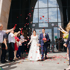 Wedding photographer Kseniya Solveyg (ksenia217). Photo of 10.08.2016