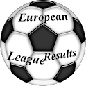 European Leagues Results icon
