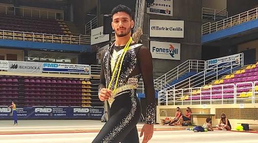 Iván Fernández logra el bronce a nivel nacional