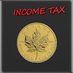 Canadian Income Tax Calculator