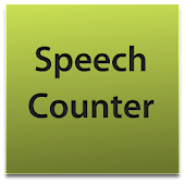 Speech Counter
