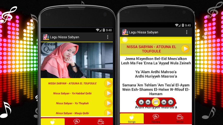 Download Nissa Sabyan - Atouna El Toufoule Mp3 APK latest