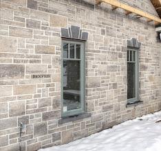 Photo: Estate Stone Brockton Blend