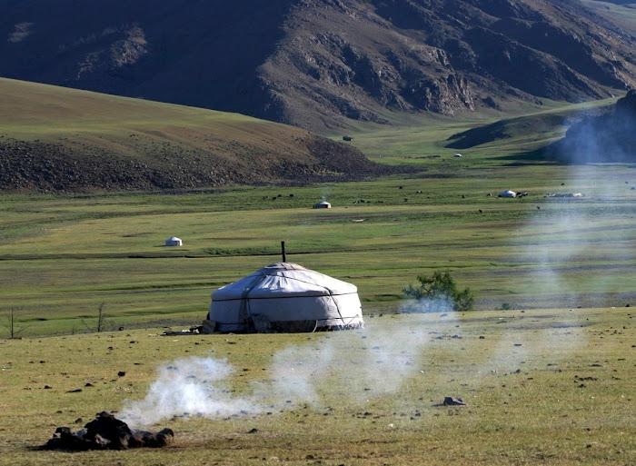 Orhun Vadisi - Moğolistan