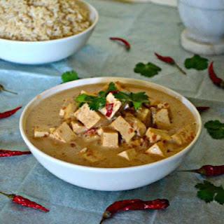 Tofu In Satay Sauce