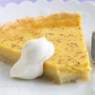Custard Tart Recipe