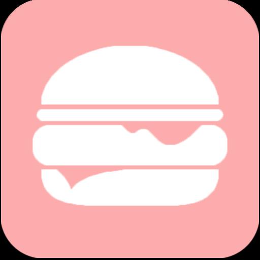 햄버거 메뉴판 (app)
