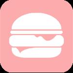 햄버거 메뉴판 Icon