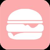 햄버거 메뉴판