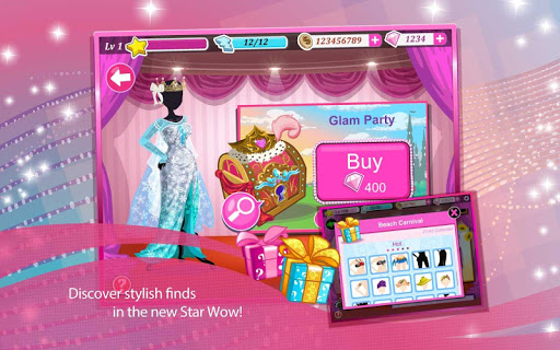 Star Girl: Princess Gala 4.2 Mod screenshots 5