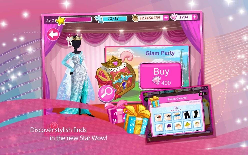 Star Girl: Princess Gala screenshot 4