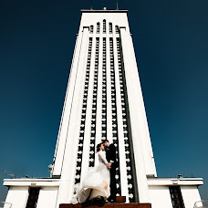 Wedding photographer Donatas Ufo (donatasufo). Photo of 18.04.2019
