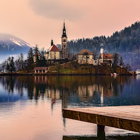 Bled by Milan Mihalič - Buildings & Architecture Public & Historical