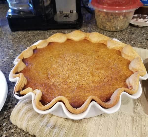 Grandma Katherine's Punkin' (pumpkin) Pie Recipe