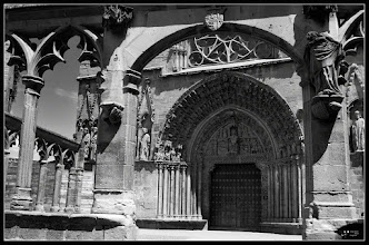 Photo: Santa María la Real - Olite - Spain My contribution to #SacredSunday curated by +Charles Lupica +Manfred Berndtgen +Bill Wood +Robyn Morrison +Margaret Tompkins