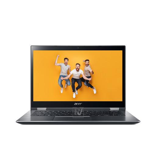 Máy tính xách tay/ Laptop Acer Spin 3 SP314-51-36JE (NX.GUWSV.005) I3-7130U (Xám)