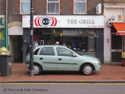 grill house luton just eat