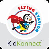 Flying Station - KidKonnect™